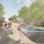 Klima- und Baumhainkonzepte Projekte Obertorplatz Hechingen
