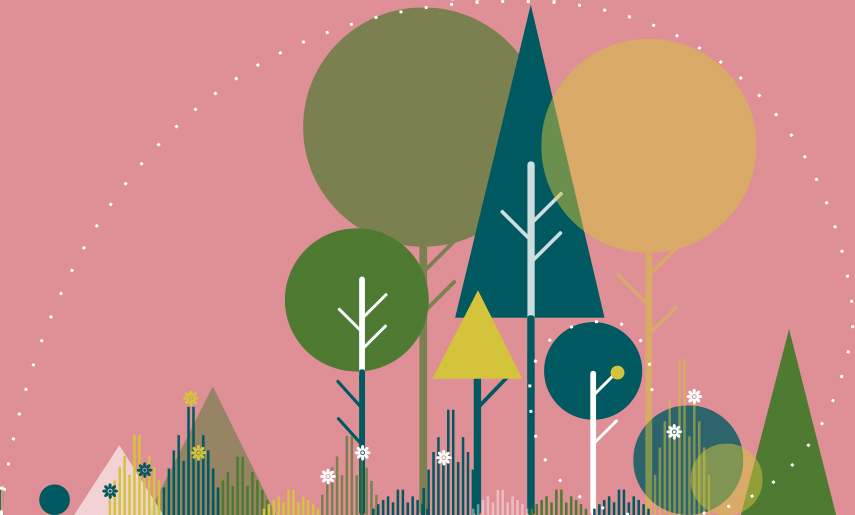 Klima- und Baumhainkonzepte Klimaberichte Landschaftsbild