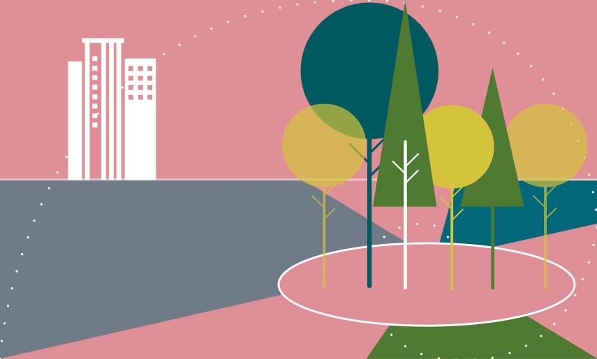 Klima- und Baumhainkonzepte nachhalte Kommune