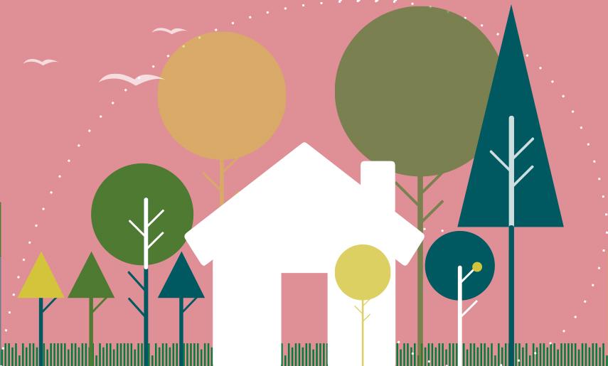Klima- und Baumhainkonzepte Gebäude Nachhaltigkeit