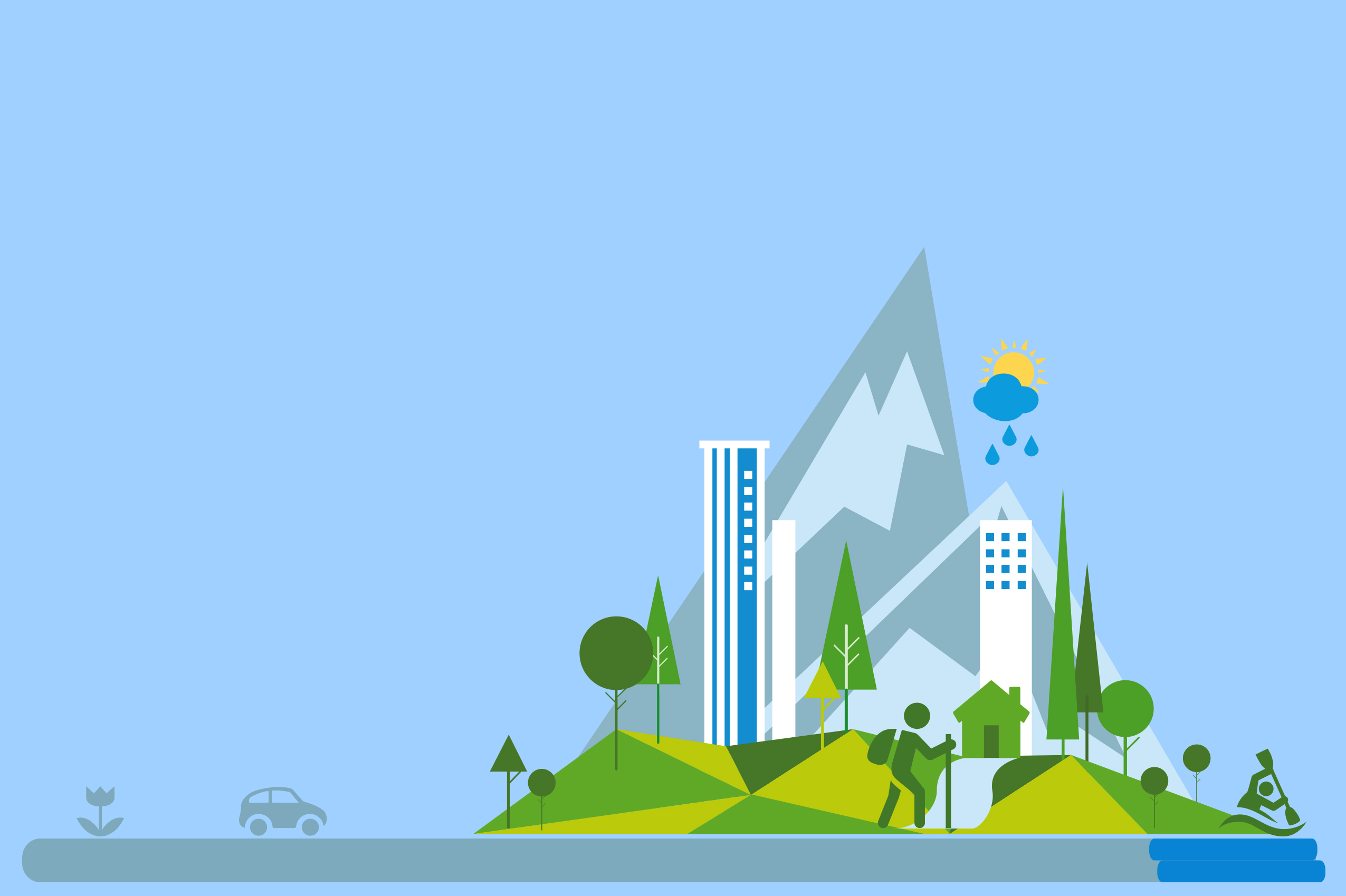 Infografik Kommunales Klimaschutzkonzept